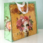 Papaya Shopper Rose