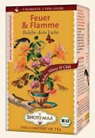 Shoti Maa 5 Elemente Tees - Feuer