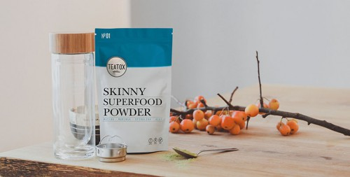 Skinny Superfood Powder Bio