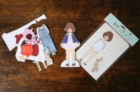 Small Dress Up Doll
