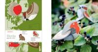 Sparrow & Robin A5