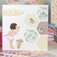 Spring Designer Paper Pack von Belle & Boo