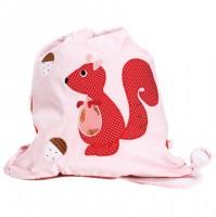 Squirrel Kinder Bag