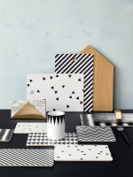 Stripe Cutting Board von ferm Living