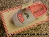 Suesses Fruechtchen Kinderfilzpantoffel