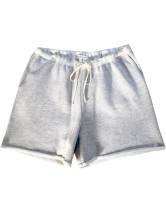 Sweat Shorts grey moon