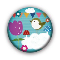 Sweet & happiness Button