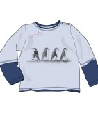 T Shirt mit Penguins