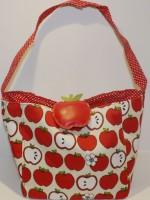 Tasche mit Apfelmotiv von Lollipop