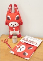 Tea Towel - Squirrel
