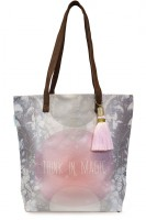 Think in Magic Bucket Tote von Papaya