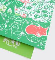 Tiger Gift Wrap Geschenkpapier