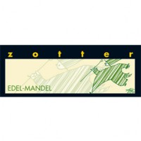 Trinkschokolade Edel-Mandel, gegossen