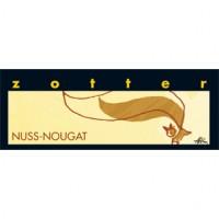 Trinkschokolade Nuss-Nougat, gegossen