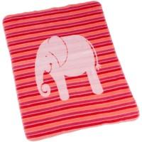 Velour mit Zierstich Niki mit Elefant