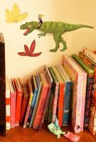 Wand Sticker Mini von Belle & Boo mit den Motiv T-Rex