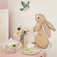 Wand Sticker von Belle & Boo mit Motiv Boo & The Bluebird wall sticker