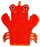 Waschhandschuh - Charlie die Krabbe von Zoocchini