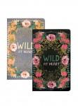 Heft-Sets Wild at Heart