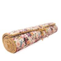 Yoga Mat Floral von Holistic Silk