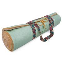 Yoga Mat Jade von Holistic Silk