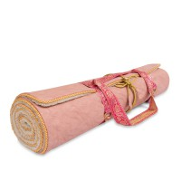 Yoga Mat Rose von Holistic Silk