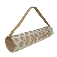 Yoga Mat bag British Jade von Holistic Silk