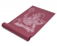 Yogamatte basic bordeaux - Shiva