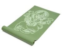 Yogamatte basic olive - Ganesha