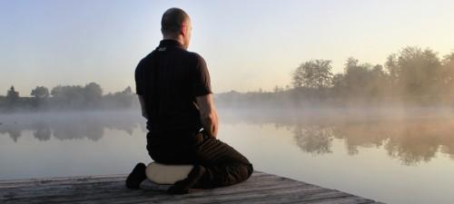 Zafu-Meditationskissen