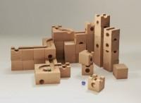 cuboro basis Grundkasten mit 30 Wuerfel
