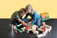 cugolino Grundkasten - bauen und kugeln