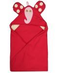 Kapuzen-Handtuch Elefant in pink