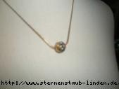 necklace Designklassiker schlicht mit Kugel