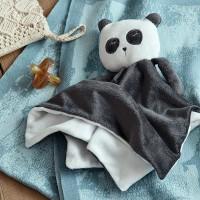 sebra Schmusetuch Panda