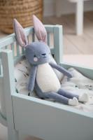 sebra Stoff-Tier, Bluebell das Kaninchen, dreamy lavende