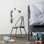 Wandhaken Nashorn und Freunde