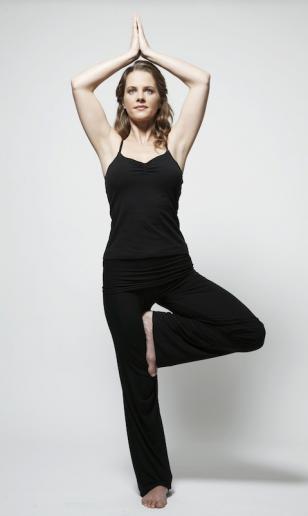 Anziehendes fürs Yoga