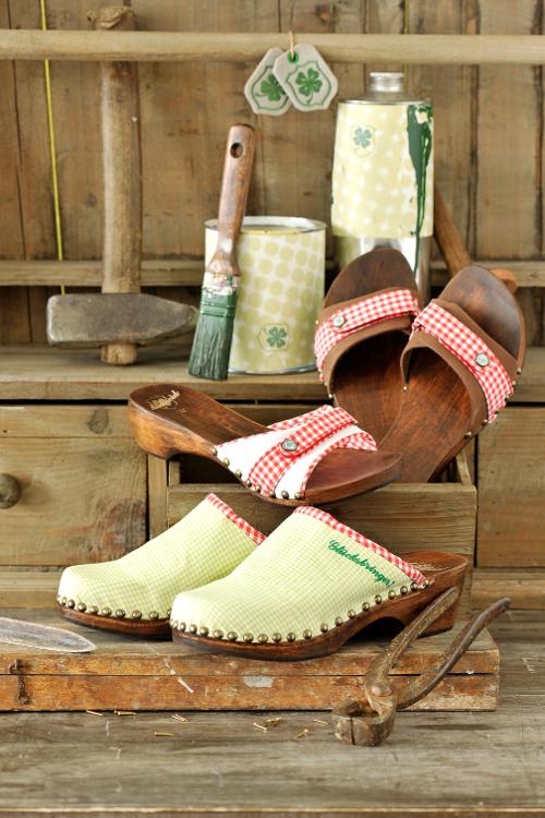 Elfengleiches Schuhwerk